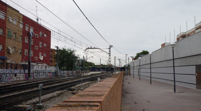 The formation of marginal urban spaces in cities in globalization
